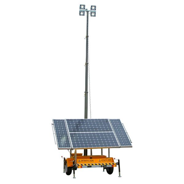 Solar Light Tower1